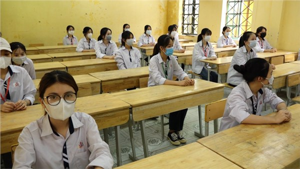 Kết quả thi tốt nghiệp thpt 2021