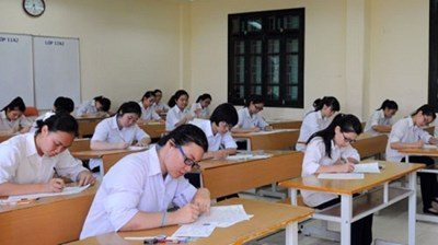 Kết quả thi Học kỳ I (2019 - 2020) của khối 12