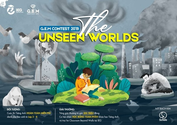 Cuộc thi tiếng Anh G.E.M Contest 2019