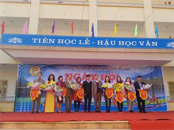 Ngày hội Văn hóa - Thể thao Cụm trường Thạch Thất - Quốc Oai 2019-2020