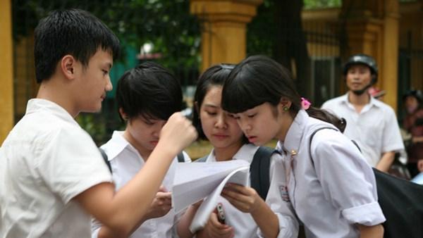 Lịch thi vào lớp 10 Hà Nội năm 2019