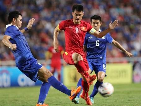 Bảng xếp hạng FIFA tháng 11/2015: Thua Thái Lan, Việt Nam vẫn tăng hạng
