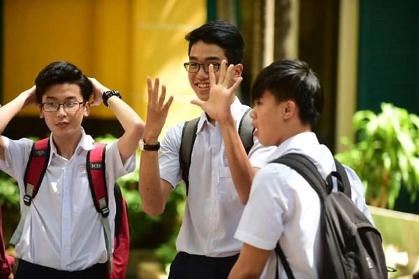 Hà Nội quyết định thi 4 môn vào lớp 10 công lập năm học 2021-2022
