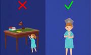 Tám suy nghĩ ảnh hưởng tiêu cực đến học tập