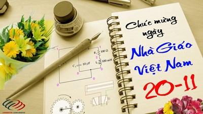 Những lời chúc thầy cô xúc động nhất nhân ngày Nhà giáo Việt Nam