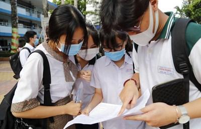Danh sách trường xét tuyển học bạ THPT 2021