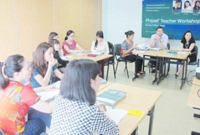 Giải pháp tổng thể bồi dưỡng đội ngũ nhà giáo