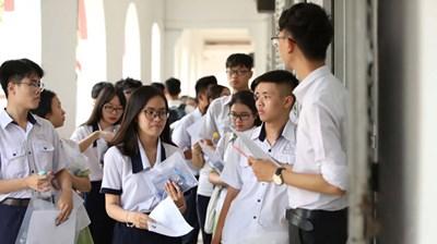 Tư vấn trực tuyến: Những thay đổi của kỳ thi THPT quốc gia 2020