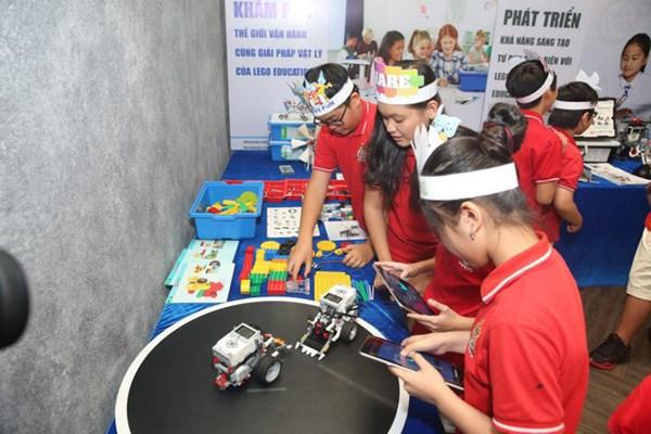 Học viện Stem và ước mơ kiến tạo tương lai