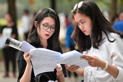 Những lưu ý quan trọng khi đăng ký tổ hợp xét tuyển đại học năm 2020
