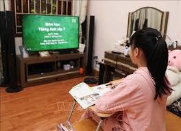 Lịch phát sóng các bài giảng tuần từ 23/3 đến 28/3 và dự kiến bài dạy từ 23/3 đến 04/4 trên truyền hình hà nội