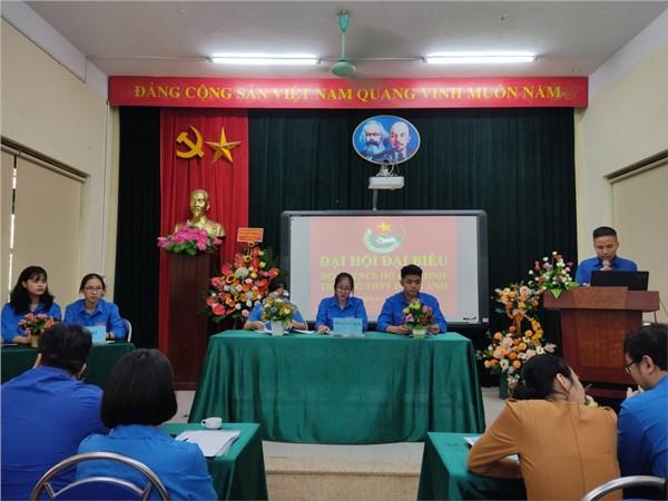 Đại hội đại biểu Đoàn Thanh Niên Cộng Sản HCM