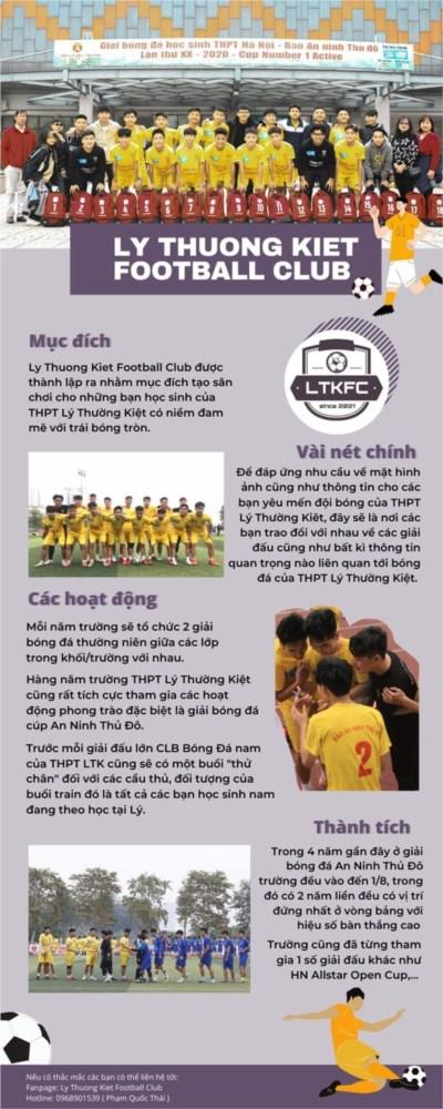Lý Thường Kiệt Football Club