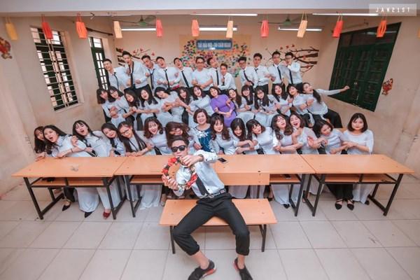 Kỷ niệm 10 năm thành lập trường THPT Lý Thường Kiệt - Hà Nội