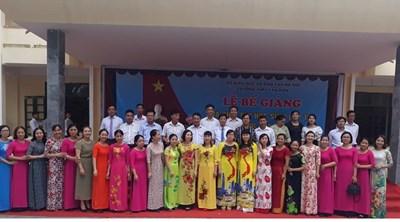 Lễ tổng kết năm học 2019 - 2020 và chia tay học sinh lớp 12 niên khóa 2017 - 2020