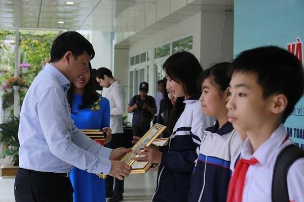 Trường THCS Cát Linh, THPT Tân Dân áp đảo vòng 2 cuộc thi Vì An toàn giao thông Thủ đô