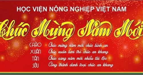 Cuộc thi tìm hiểu về Học viện Nông nghiệp Việt Nam dành cho học sinh THPT