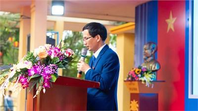 Một số hình ảnh Lễ kỷ niệm20 năm thành lập trường THPT Trung Giã (1999-2019) và 37 năm ngày nhà giáo Việt Nam 20-11