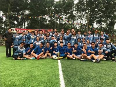 Giải bóng đá CUP TG lần thứ nhất 2019 kết thúc thành công tốt đẹp