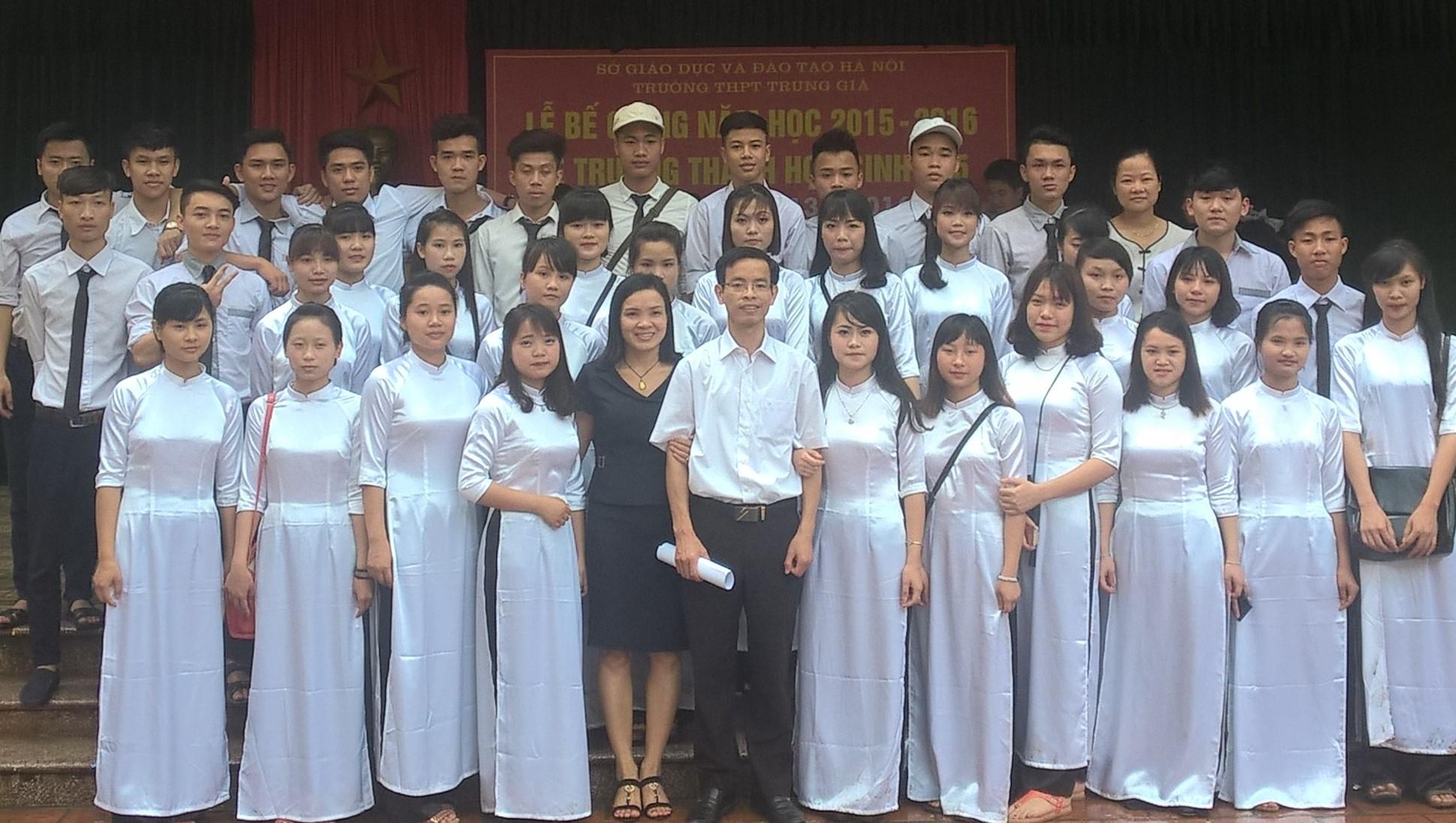 Bế giảng năm học 2015-2016